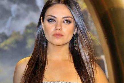 Mila Kunis dice que NO va a participar en la película 50 Sombras