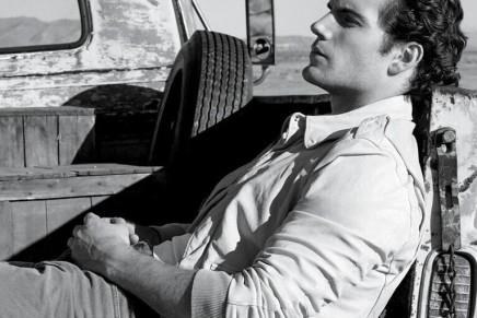 Henry Cavill habla de nuevo sobre la película 50 Sombras de Grey