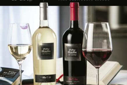 Lanzamiento de los vinos oficiales 50 Sombras