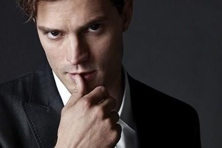 Jamie Dornan habla por primera vez sobre Christian Grey