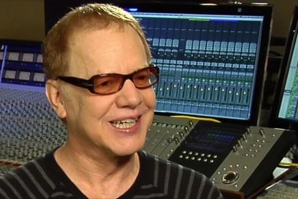 Danny Elfman, compositor de la música de la película 50 Sombras