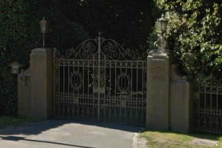 La mansión Grey
