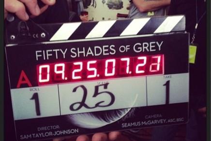 Ya ha comenzado el rodaje de la película 50 Sombras de Grey