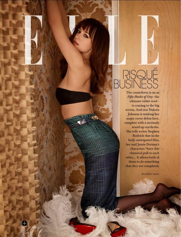 Dakota Johnson Elle USA marzo 14 20bis