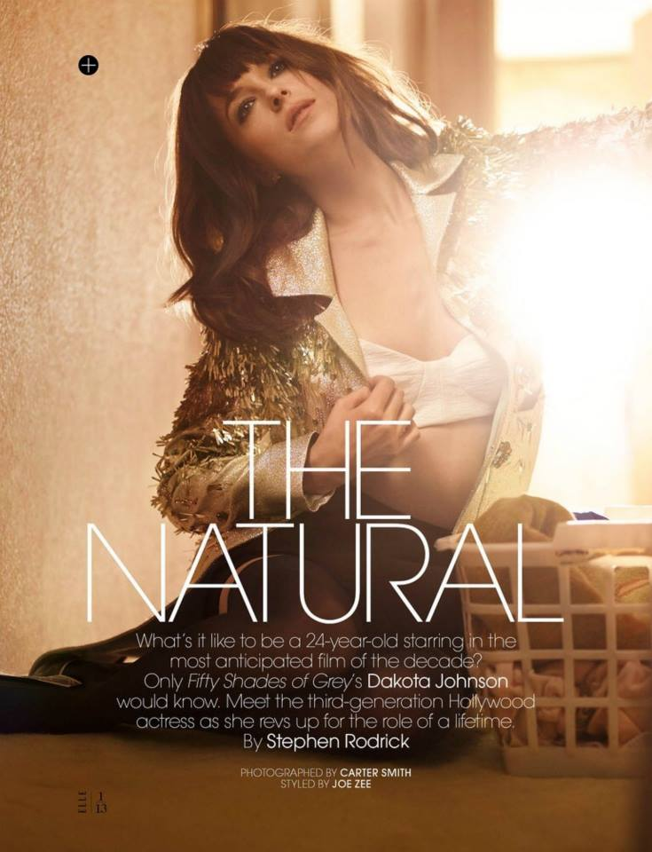 Dakota Johnson Elle USA marzo 14 22bis