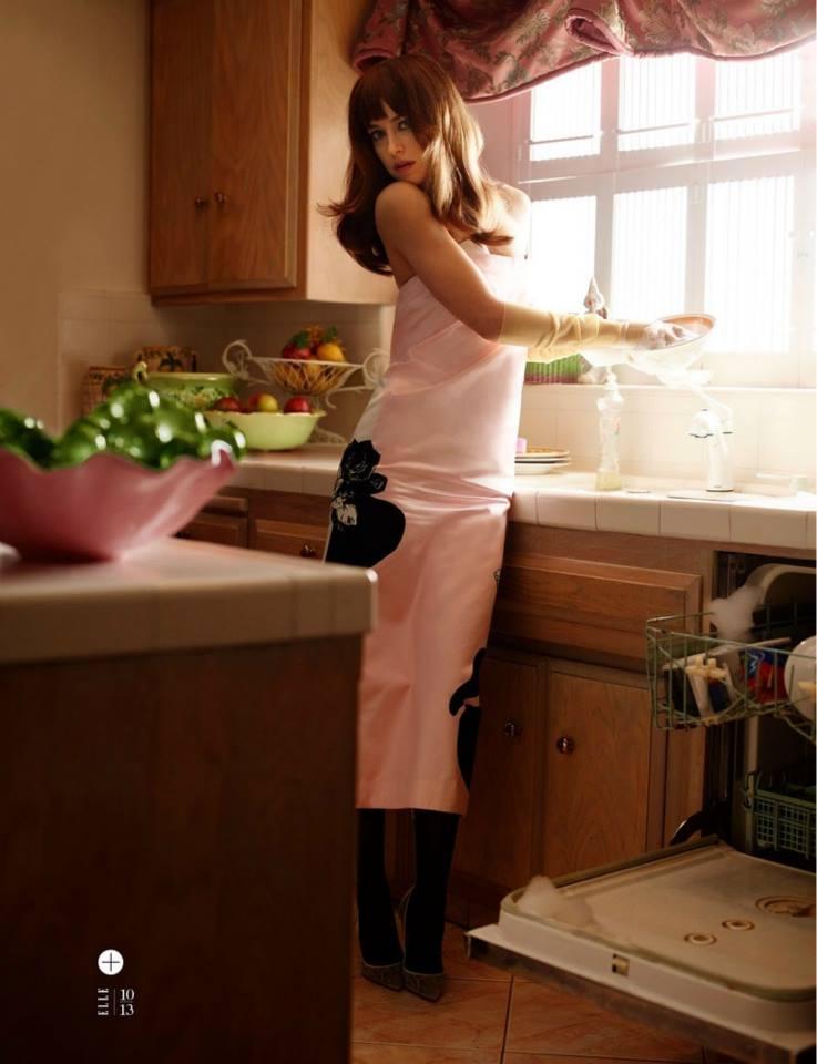 Dakota Johnson Elle USA marzo 14 24bis