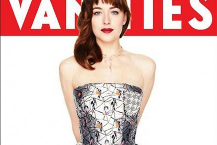 Dakota Johnson en Vanity Fair (marzo 2014)