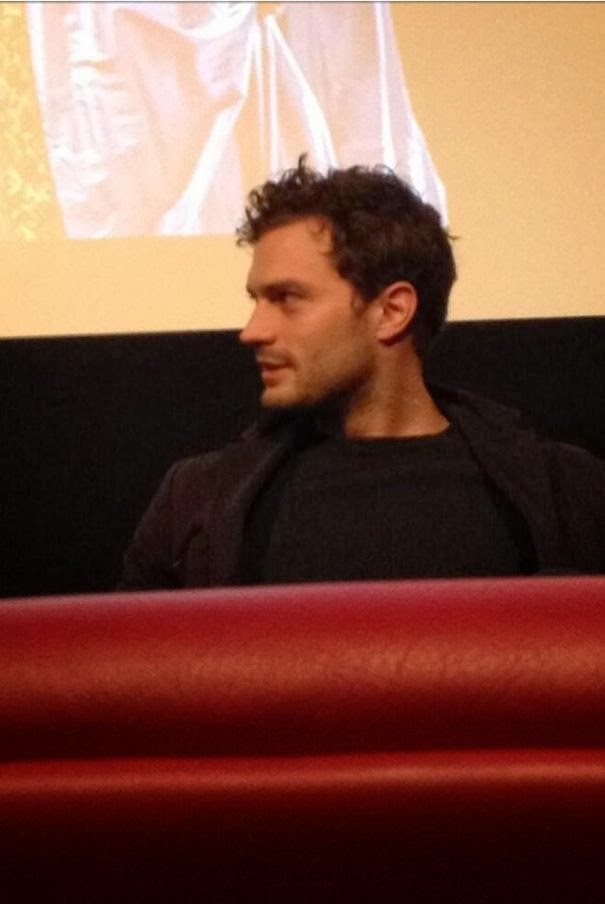 Jamie Dornan  50 Sombras New World Screening 1