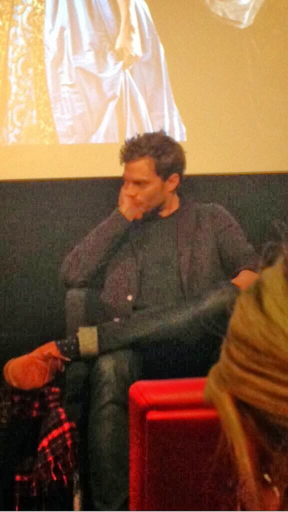 Jamie Dornan  50 Sombras New World Screening 4