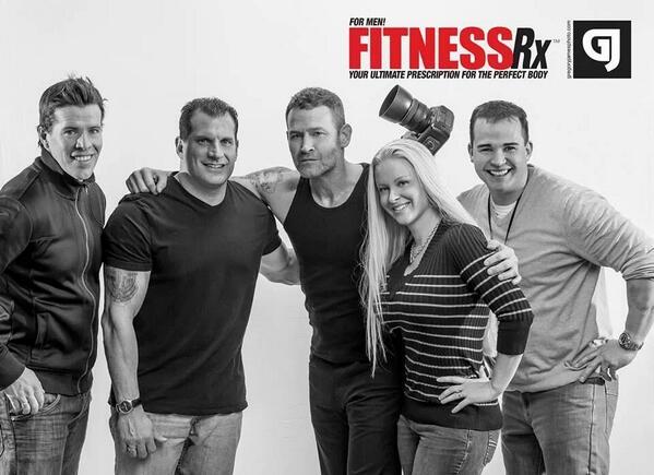 Max Martini FitnessRX 1