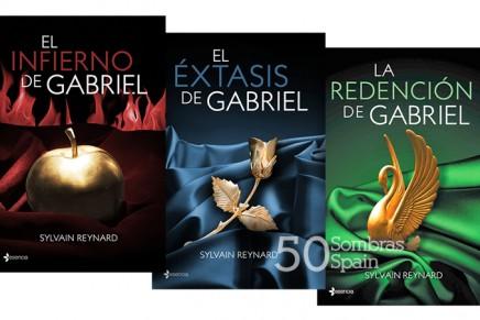 Lecturas tras 50 Sombras: la trilogía de Gabriel