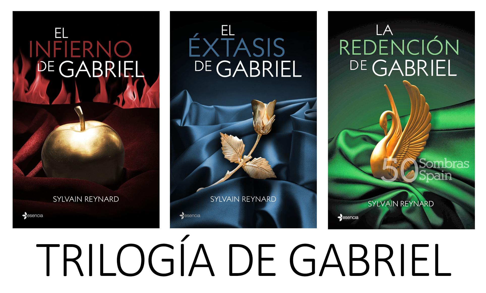 Trilogia Gabriel 50 Sombras
