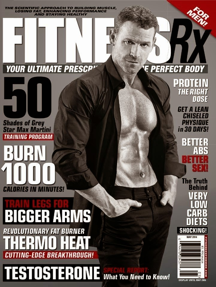 Max Martini Fitness RX 1