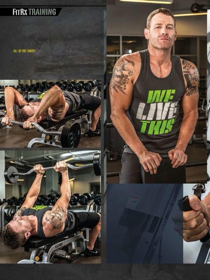 Max Martini Fitness RX 7