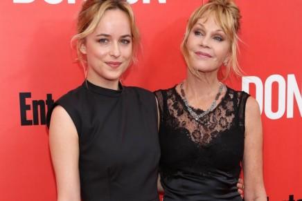 Melanie Griffith no irá al estreno de 50 Sombras de Grey