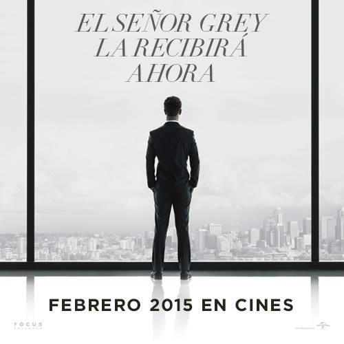 Teaser poster 50 Sombras español