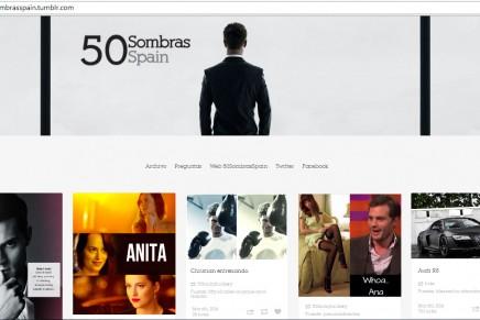 Nuevo Tumblr 50 Sombras Spain