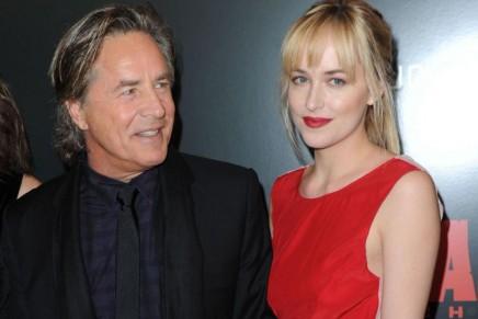 Don Johnson habla sobre su hija Dakota y la película 50 Sombras
