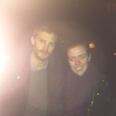 Jamie Dornan The Fall abril 2104 4