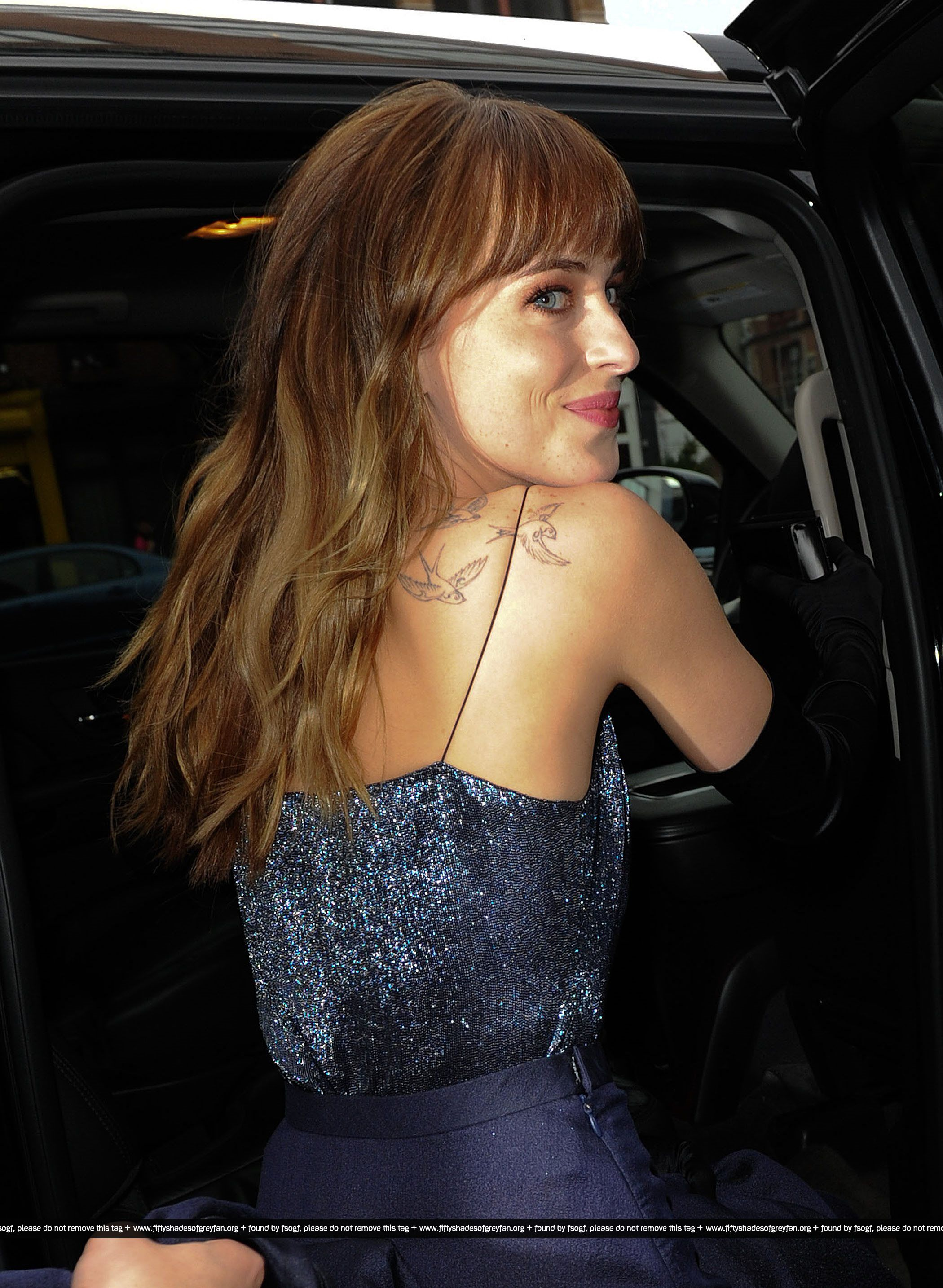 Dakota Johnson Met Gala 2014 20