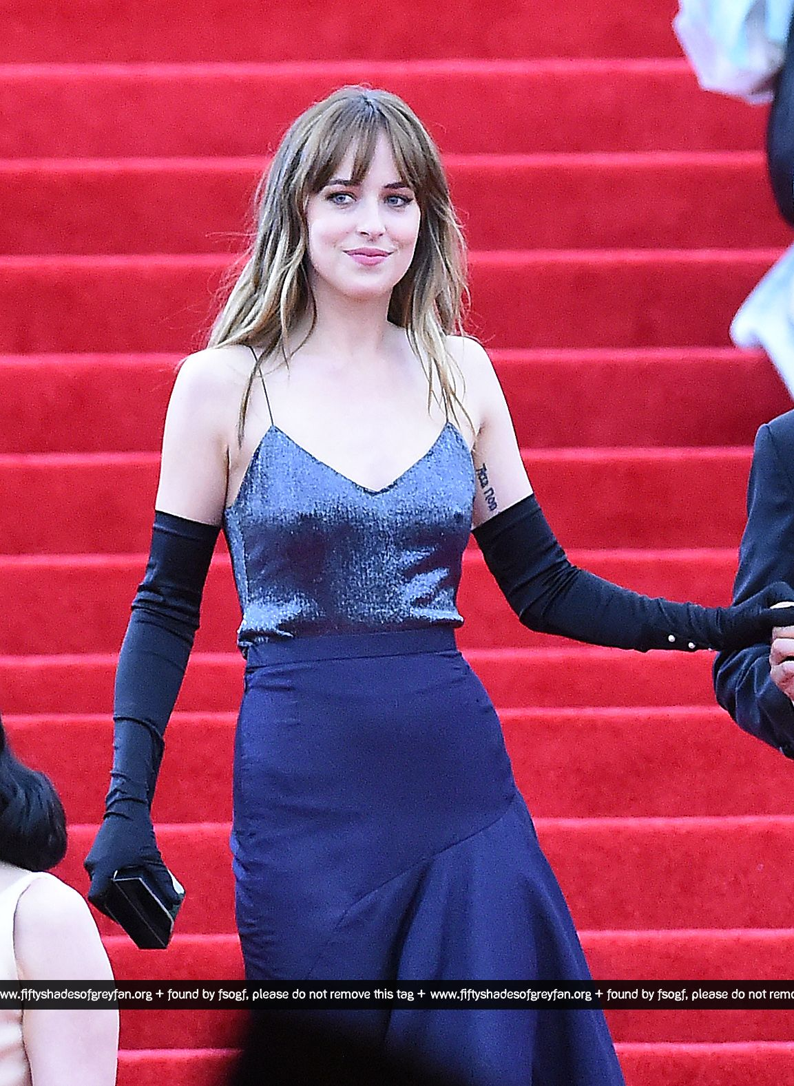 Dakota Johnson Met Gala 2014 39
