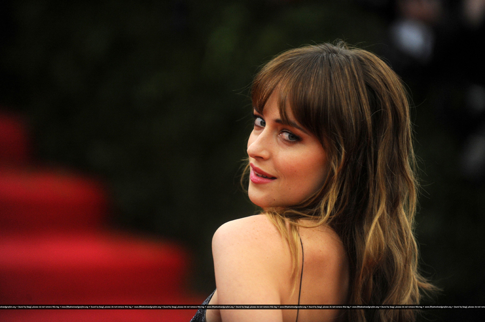 Dakota Johnson Met Gala 2014 40