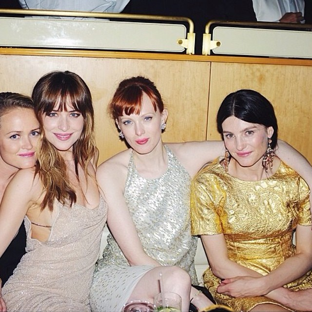 Dakota Johnson Met Gala 2014 53