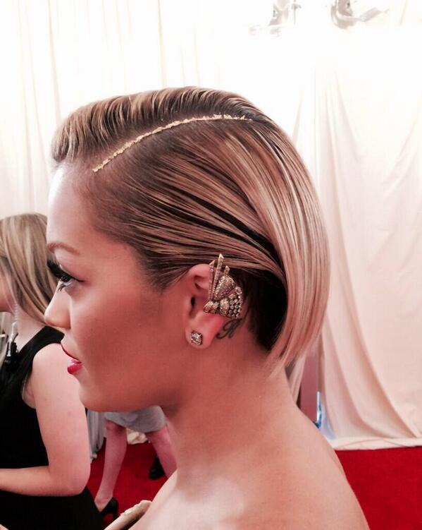 Rita Ora Met Gala 2014 2