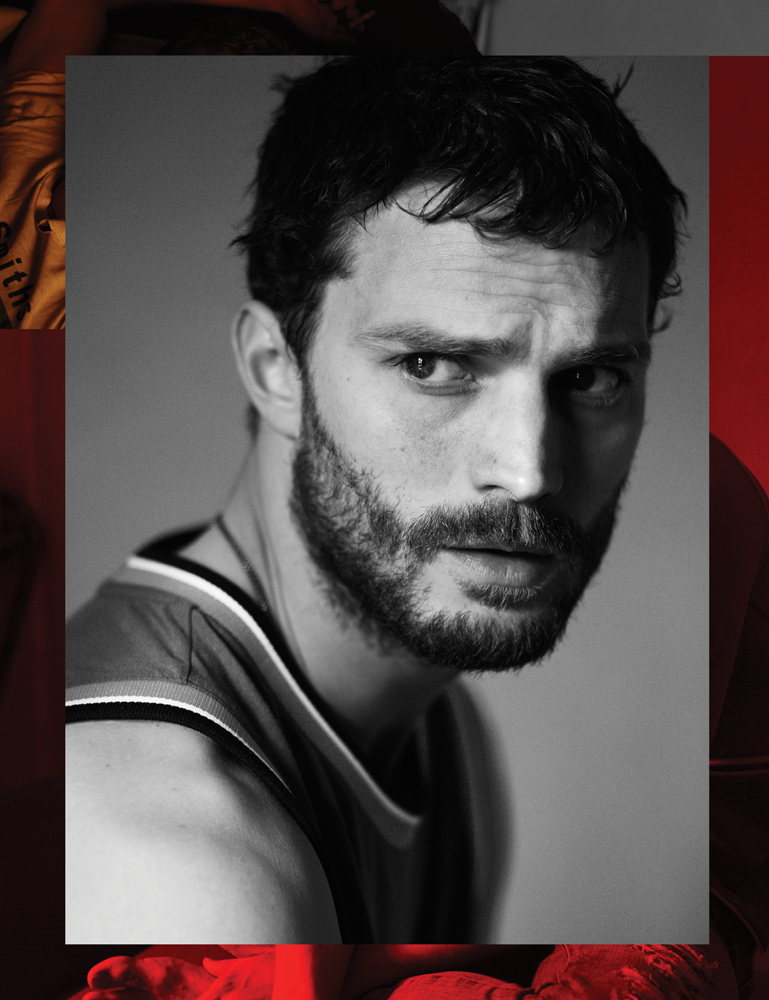 Jamie Dornan 50 Sombras Interview 1