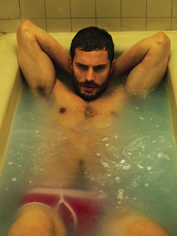 Jamie Dornan 50 Sombras Interview 6