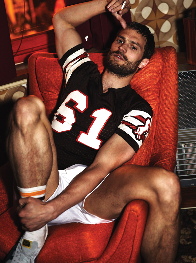 Jamie Dornan 50 Sombras Interview 7