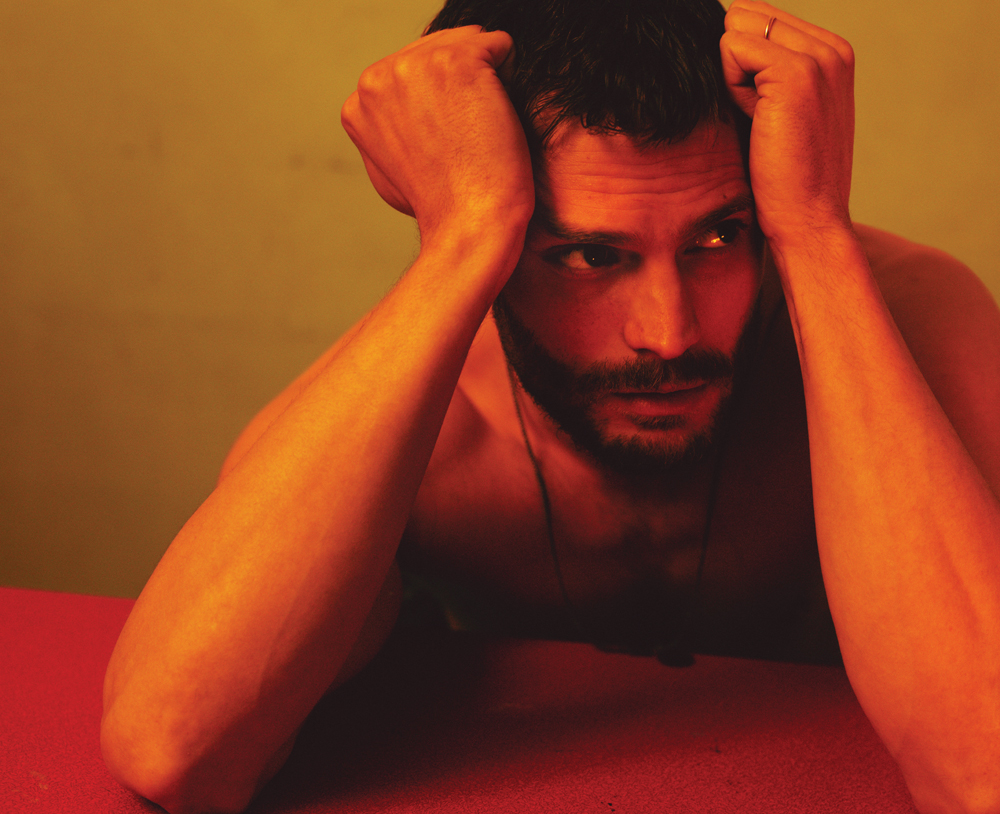 Jamie Dornan 50 Sombras Interview 8