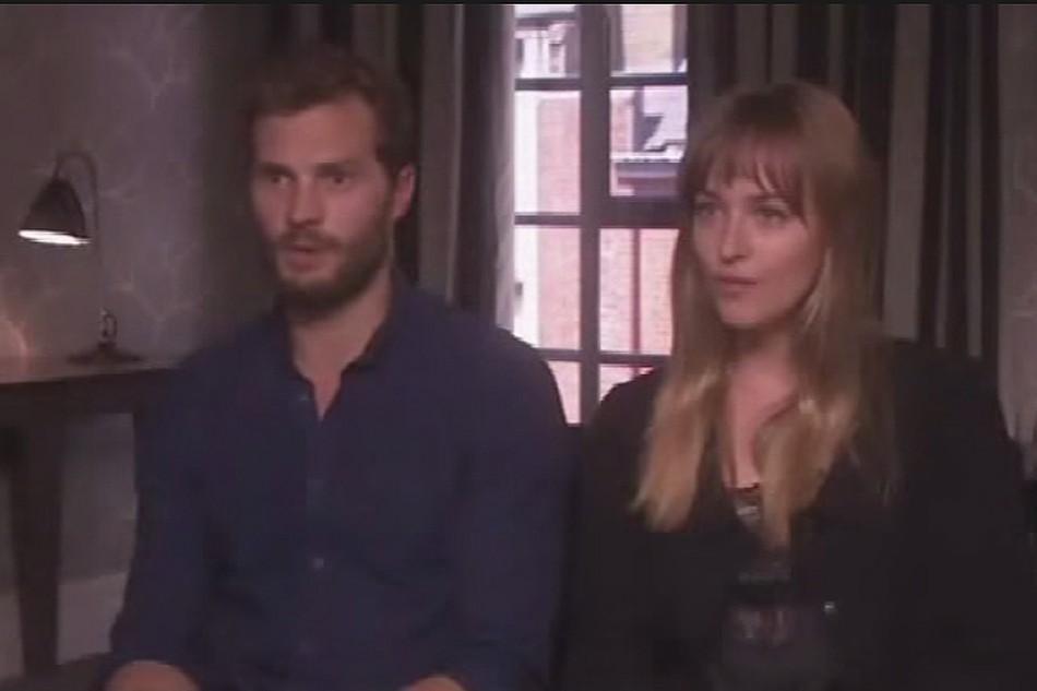 Entrevista a Jamie y Dakota en la TV francesa