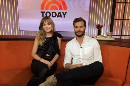 Entrevista a Dakota Johnson y Jamie Dornan (con subtítulos en español)