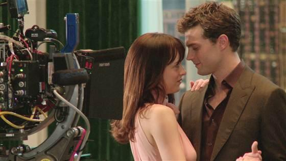 Making of 50 Sombras 1