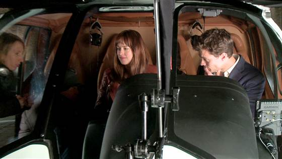 Making of 50 Sombras 3