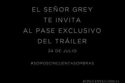 CONCURSO: Pase exclusivo para ver el trailer 50 Sombras en el cine