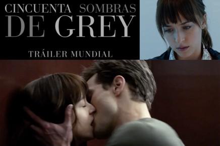 GRAN EXCLUSIVA: Trailer 50 Sombras en español