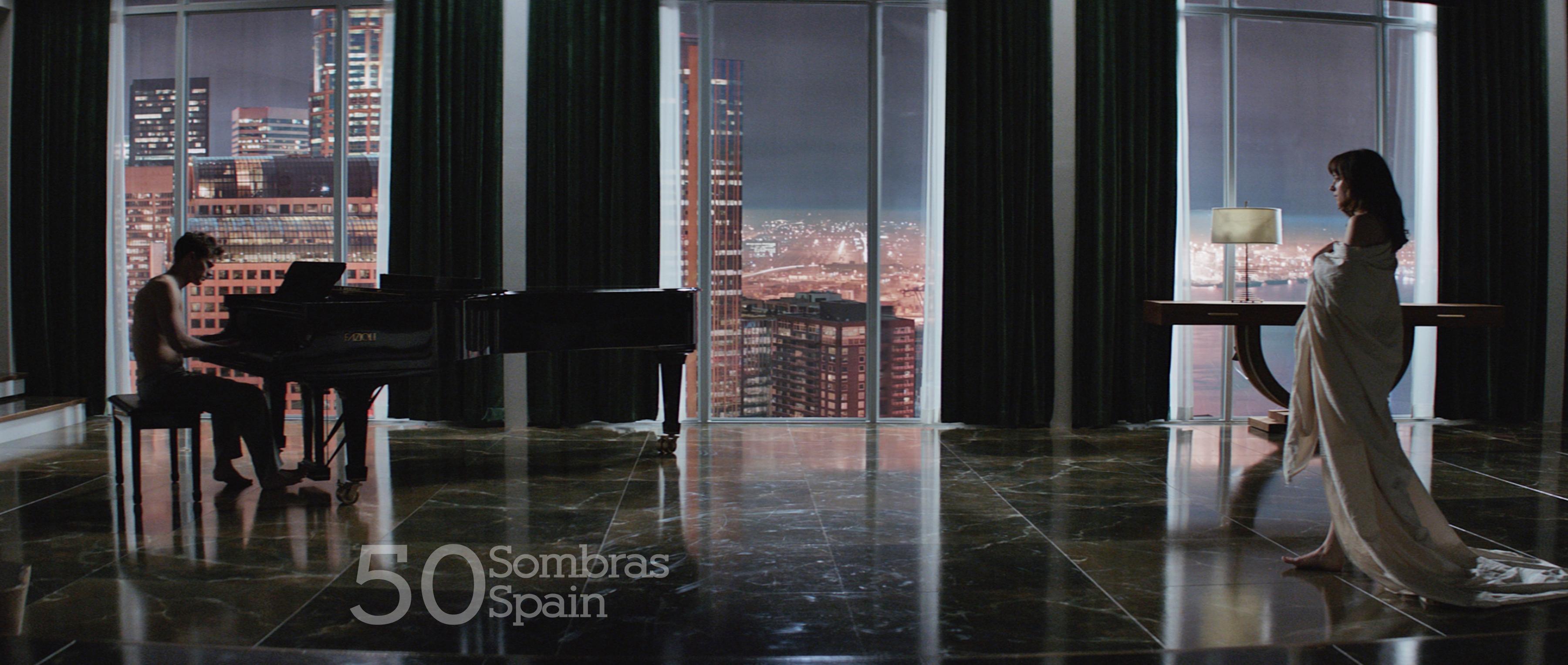 Trailer 50 Sombras oficial 3 MA