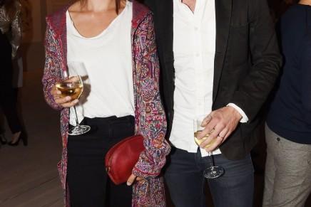 Jamie Dornan y Sam Taylor-Johnson juntos en Londres   50 Sombras Spain