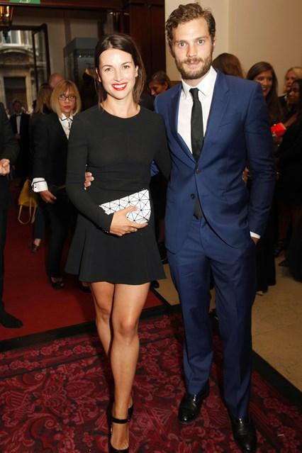 Jamie Dornan Amelia Watson QC Awards 14 3