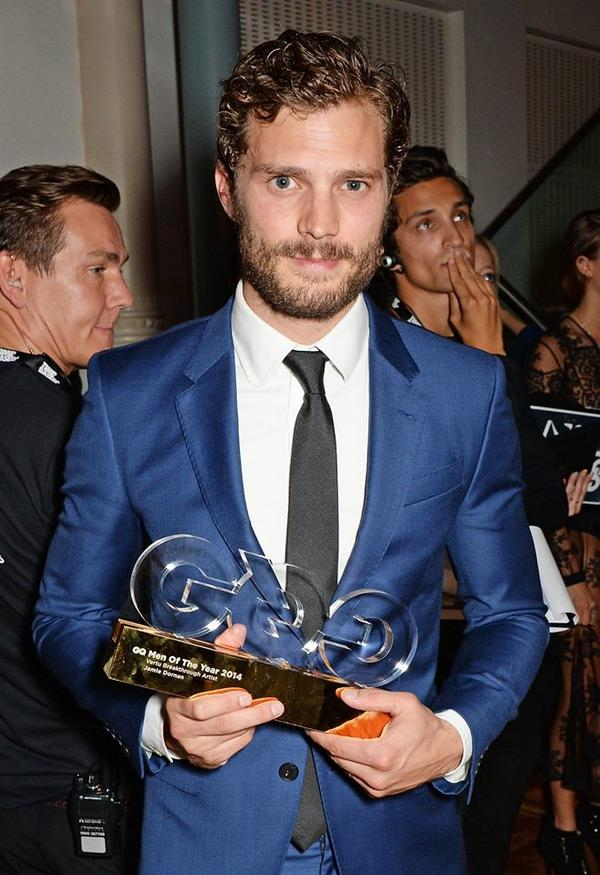 Jamie Dornan  QC Awards 14 6