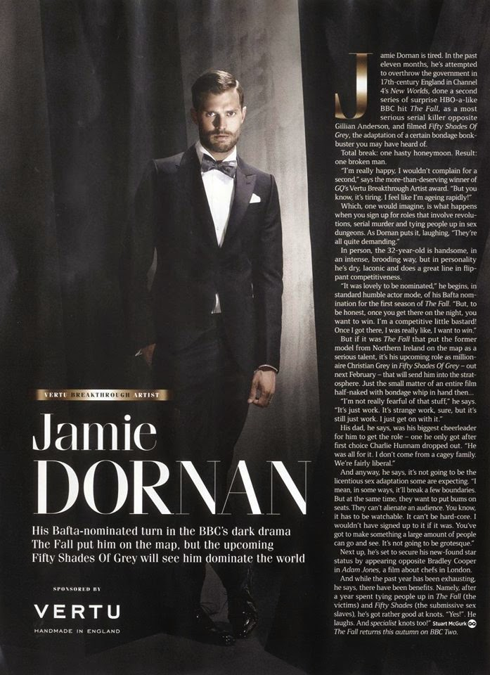 Jamie Dornan Revista GQ 9
