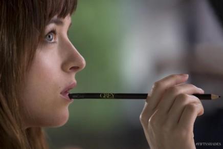 Nuevo still de la película 50 Sombras: detalle de Ana Steele