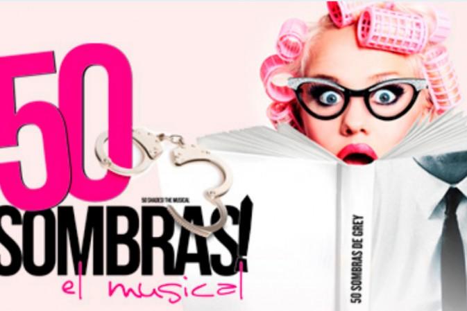 ¡Os invitamos al musical 50 Sombras en Madrid!