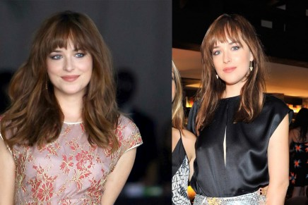 Dakota Johnson brilla en un evento de moda Los Ángeles