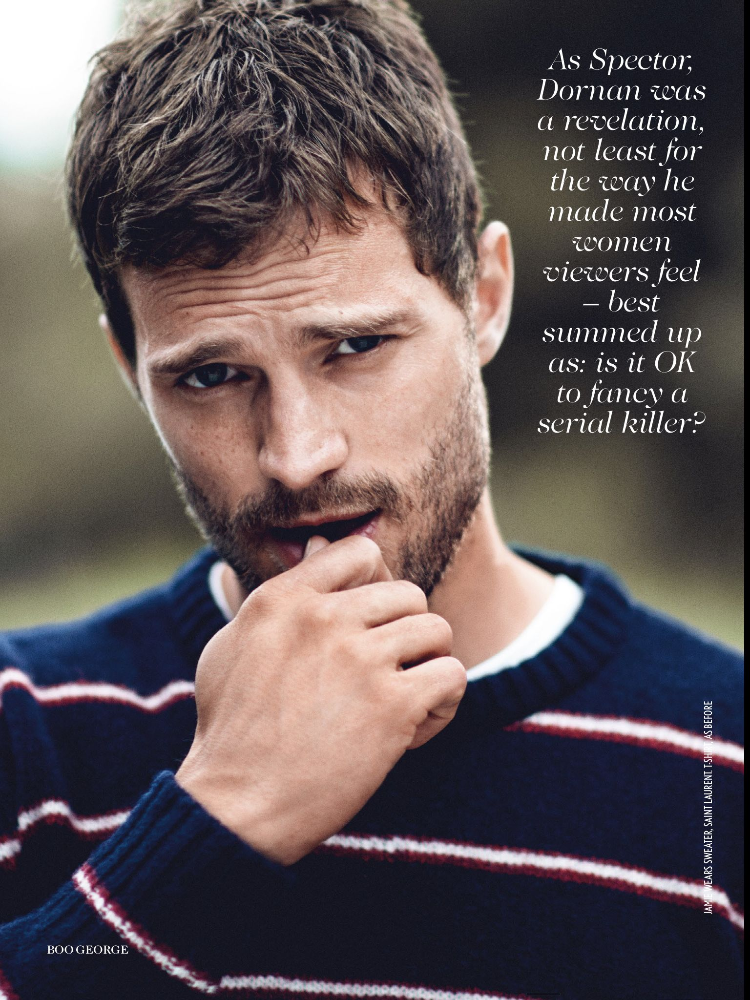 Jamie Dornan 50 Sombras Vogue Nov 4