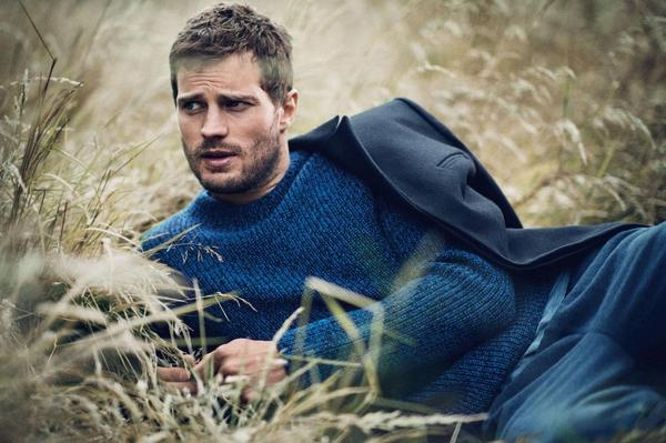 Jamie Dornan 50 Sombras Vogue Nov