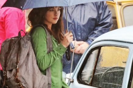 Vídeo rodaje 13 octubre: Anastasia en el parking de la Universidad