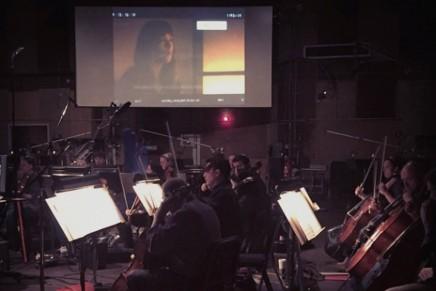 Grabación de la banda sonora (score) de la película 50 Sombras